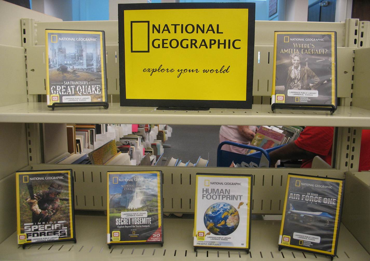 Ten Tips For Better Book Displays 6588 Marketing