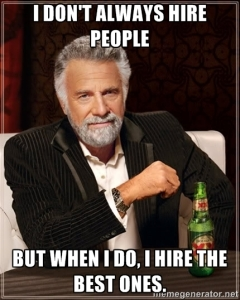 hiring meme
